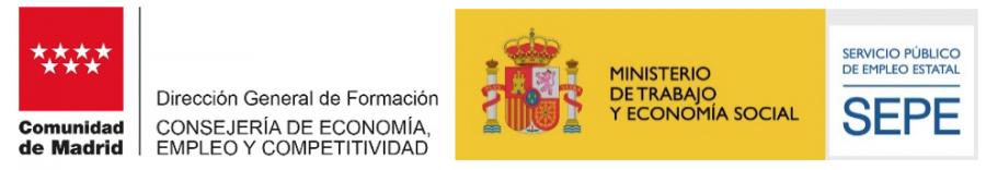 logos comunidad de madrid 2021 trabajadores